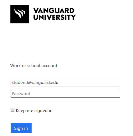 microsoft office 2016 student login